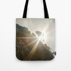 Shine Over Me Tote Bag