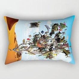 Surreal artwork Rectangular Pillow