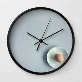 The Egg Wall Clock