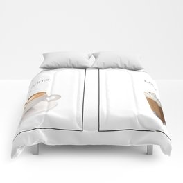 The Coffee Family Comforters