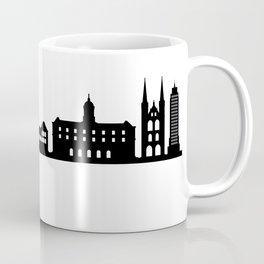 Amsterdam skyline Coffee Mug