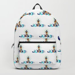 Oliver Rings In The New Year 2020 Backpack