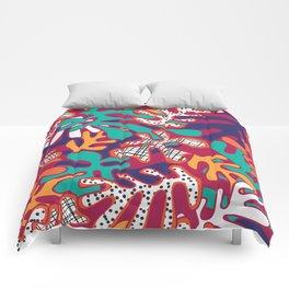 Matisse Pattern 009 Comforters