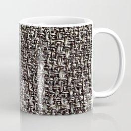 Grey lines pattern Coffee Mug