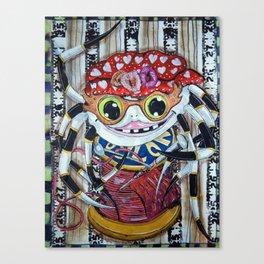 Arachne Canvas Print