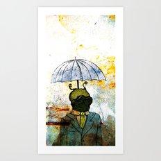 Caracoloboy says... Art Print