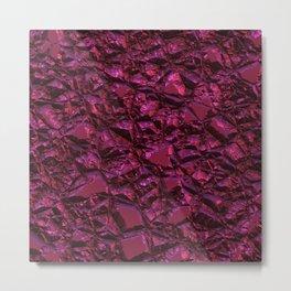 Jagged Stone 2A Metal Print