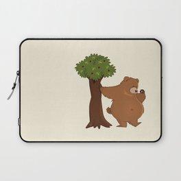Bear and Madrono Laptop Sleeve