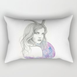 Zodiac - Capricorn Rectangular Pillow