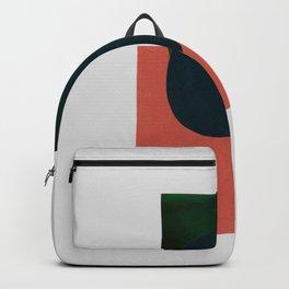 minimalist collage 05 Backpack