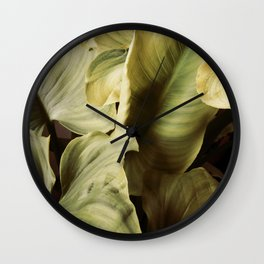 Vintage Jungle Wall Clock