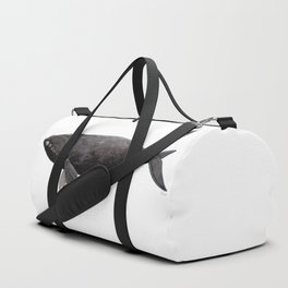 Northern right whale (Eubalaena glacialis) Duffle Bag