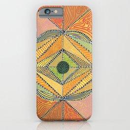Eye of GOD iPhone Case