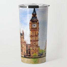 London Calling Travel Mug