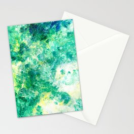 For Weary Eyes, A Green Peace Stationery Cards