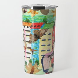 Lady of the dancing..... Travel Mug