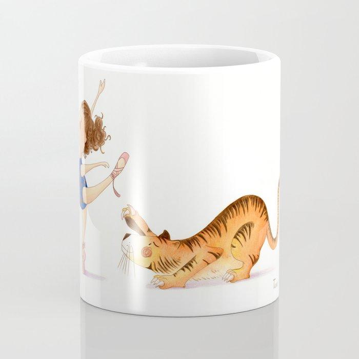 Little Ballerina Coffee Mug