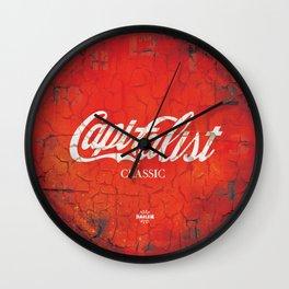 Capitalist Classic Wall Clock