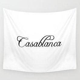 Casablanca Wall Tapestry