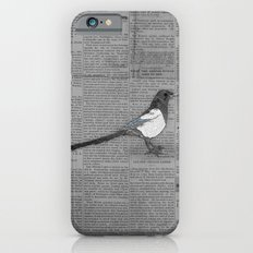 Bad News Bird iPhone 6s Slim Case