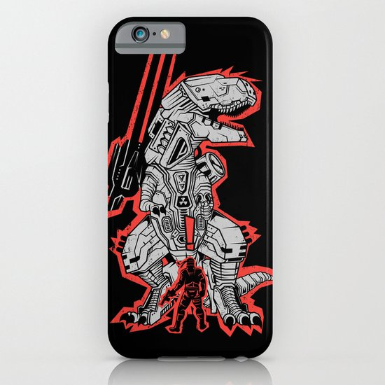 Metal Gear T.REX iPhone & iPod Case