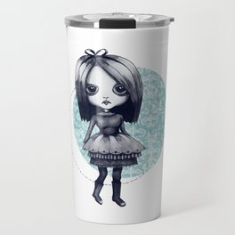 Gothy Girl Travel Mug