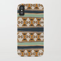 cleveland iPhone & iPod Cases featuring Cleveland 2 by Little Brave Heart Shop