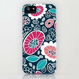 Maisy Blue iPhone Case