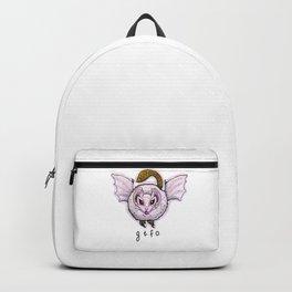 MHW Lumu GTFO Backpack