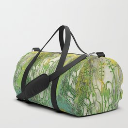Summer Herbs Duffle Bag
