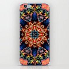 BBQSHOES: Kaleidoscopic Fractal Digital Art Design 1702K iPhone & iPod Skin