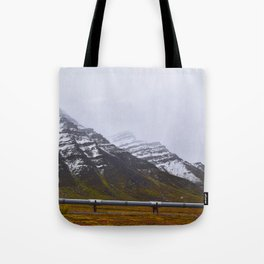 Autumn in the North Slope Tote Bag
