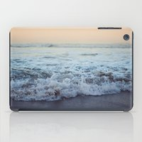 shipping iPad Cases featuring Crash into Me by Leah Flores