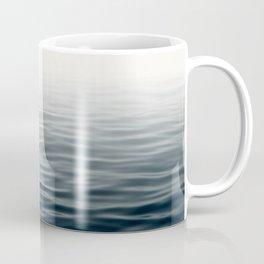 Misty Sea I - Abstract Waterscape Coffee Mug