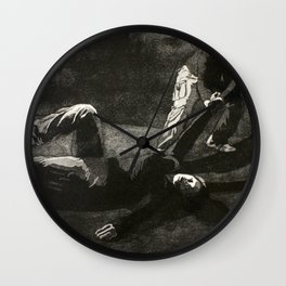 Fibromyalgia: Fatigue Wall Clock