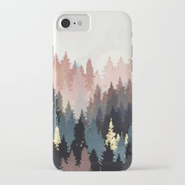 Spring Forest Light iPhone Case