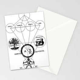 The Origins of Alchemy Stationery Cards