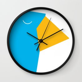 Stilts Wall Clock
