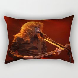 Megadeth Live at the State  Rectangular Pillow