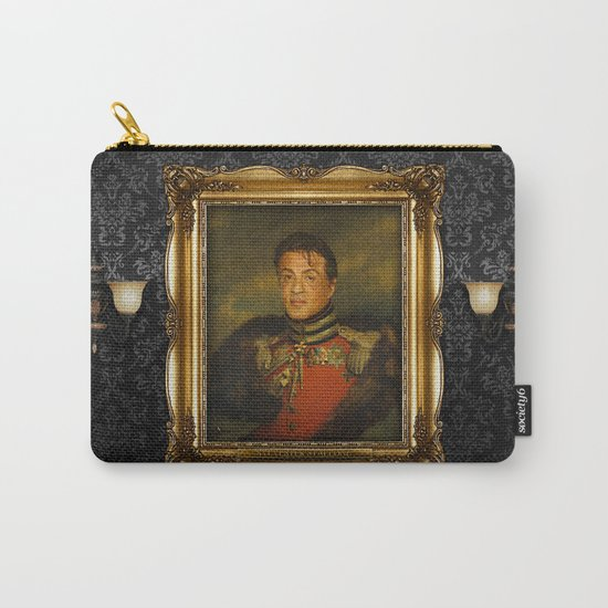 Sylvester Stallone - replaceface Carry-All Pouch