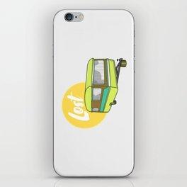 Caravan Lost iPhone Skin