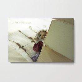 La Petite Princesse Metal Print