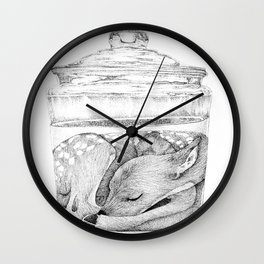 Infinite Sleeper Wall Clock