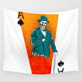 Mayor of Ham Town Wall Tapestry
