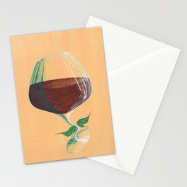Wine Fairies 4 - Grenache Stationery Cards