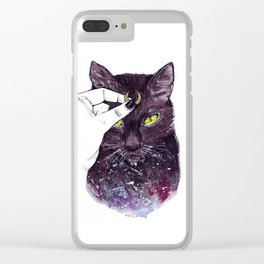 Luna Costume Clear iPhone Case