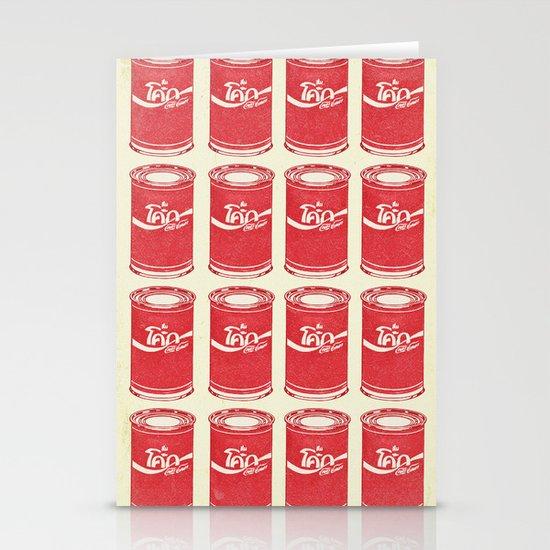 Not A Tomato Soup Stationery Cards