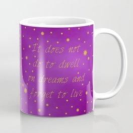 Albus Dumbledore Quote Coffee Mug