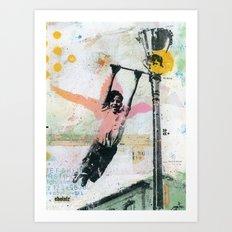 Choisir Art Print