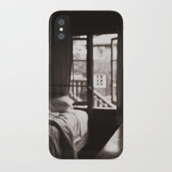 Final Goodbye iPhone Case